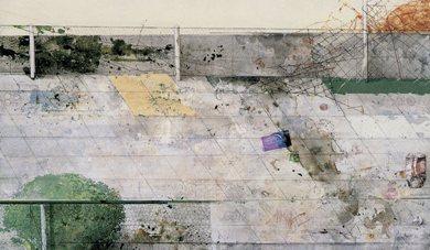 空き地のプラン 2003年